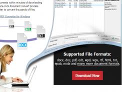 Doxillion | Document Converter Software
