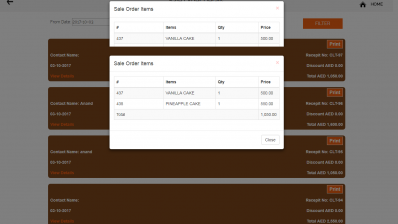 User Friendly POS system software for Restaurant