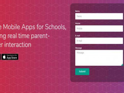 School Management App – Veaxe