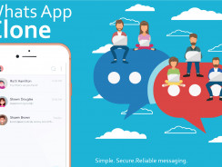 Whatsapp Clone Scrpt