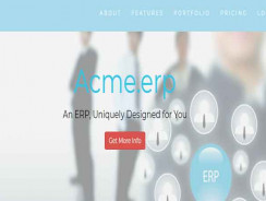 AcME ERP – Accounting Management