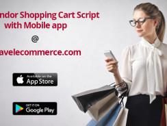 Laravel Ecommerce-Multi Vendor Ecommerce Script