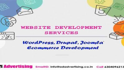 Ad Advertising-Web Development