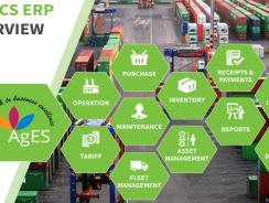 AgES    Logistics ERP