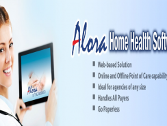 Alora | Home Health Software