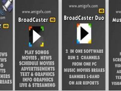 Amigo Cable TV Software