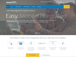 amoCRM – Sales Management