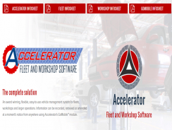 Accelerator's™ – Fleet and Workshop Software
