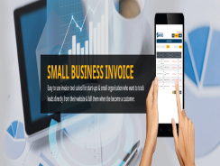 Small Business Invoice