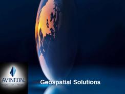 Avineon    Geospatial Solutions
