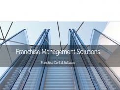 Franchise Central Software