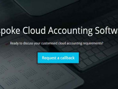 Bespoke Cloud Accounting Software
