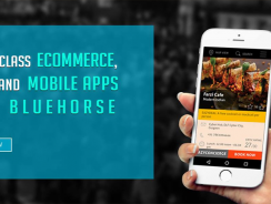 BlueHorse – E-Commerce & Mobile Apps