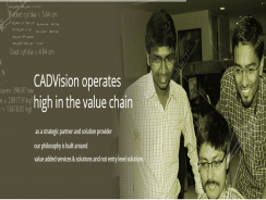 Cadvision | Product Engineering and Development