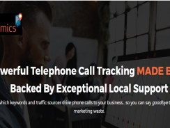 Call Dynamics | Call Tracking
