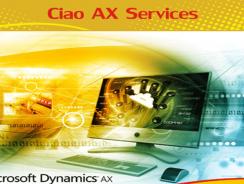 Microsoft Dynamics® AX  | Ciao AX Services