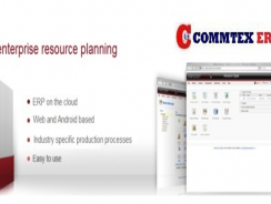 Commtex ERP