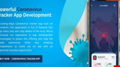Coronavirus Tracker App
