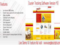 Courier Tracking Software Ver. 6.0