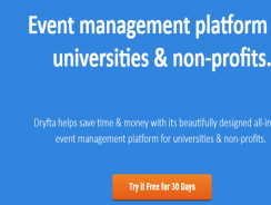 Dryfta | Event management