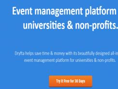 Dryfta   Event management
