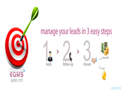 EQMS |Lead Management | CRM
