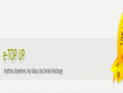 e-Top Up | Mobile Recharge Software