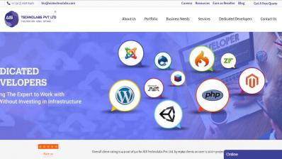 AIS Technolabs – Web Development