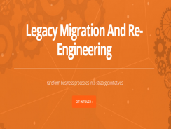 Ezest | Migration And Re-Engineering