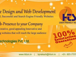 HTSM Technologies – Web Design
