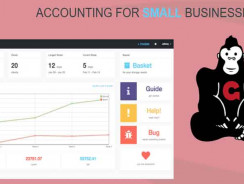 Gaurilla – Cloud based Accounting for small business