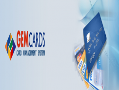 Gem Card – Card Management System