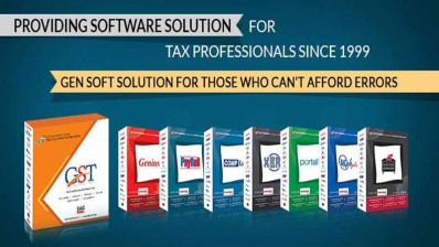 Gen GST Software | Best GST Software in India - Reviews, Pricing, Demo