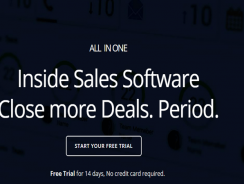 Inside Sales Software