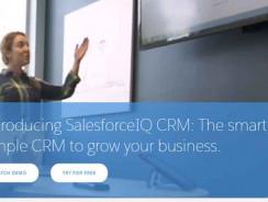 SalesforceIQ   CRM