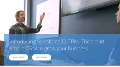 SalesforceIQ | CRM