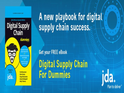 JDA's Category Management | Manufacturing & Distribution