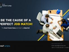 Inout CareerLamp – A Job Portal Script.