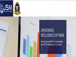 JSM BI | Sales Business Intelligence