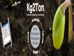 Kg2Ton | Seed Production Management System