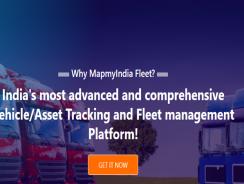 Mapmyindia | Fleet Management