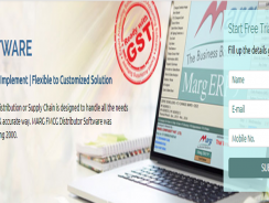 FMCG Distribution software
