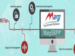 Marg Inventory Software