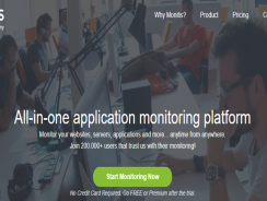 Monitis | Server Monitoring tool
