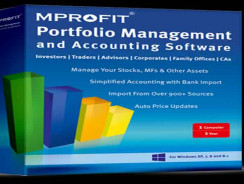 Mprofit – Accounting & Portfolio Management