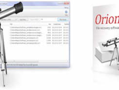 Orion | File Recovery Software