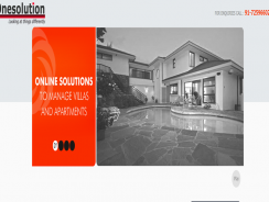 Onesolution – Apartment & Villa
