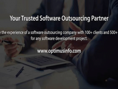 Optimus | Outsourced Software Development