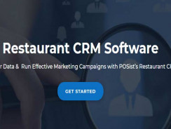 Restaurant CRM Software