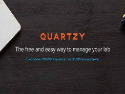 Quartzy Lab Software